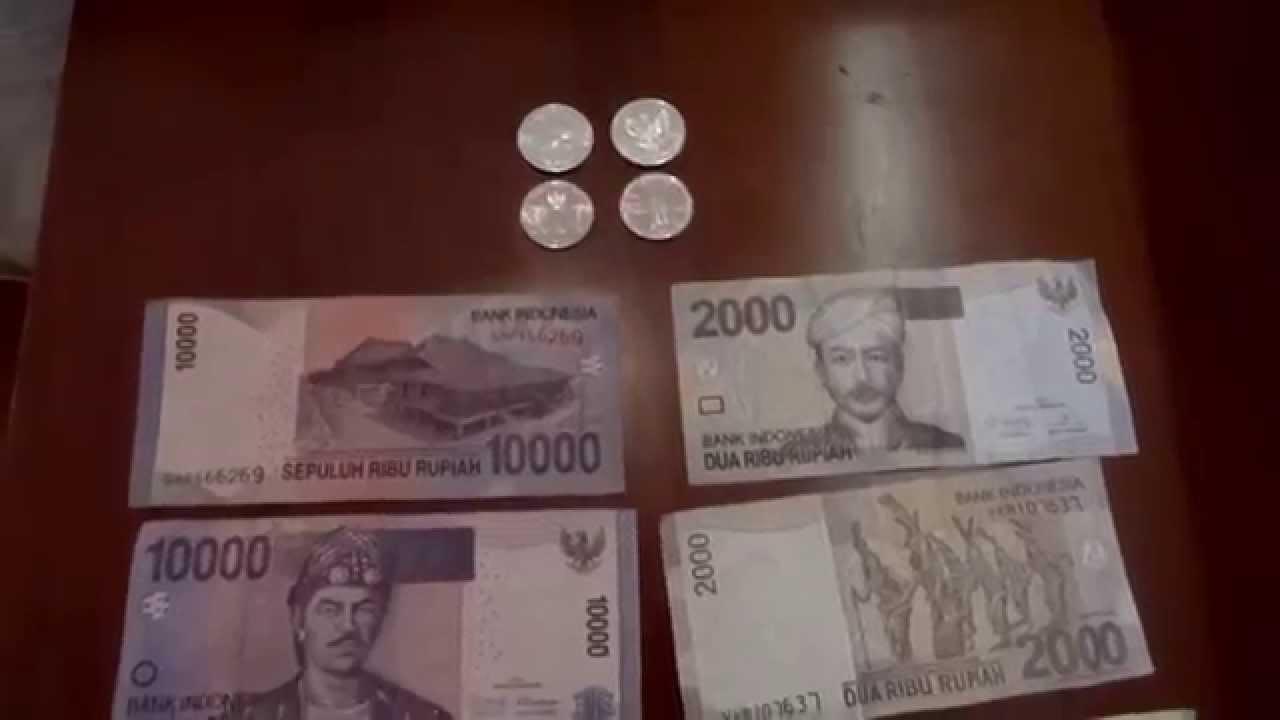 Indonesian Money Rupiah