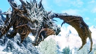 Skyrim - Top 5 Bosses (AFTER DLC)