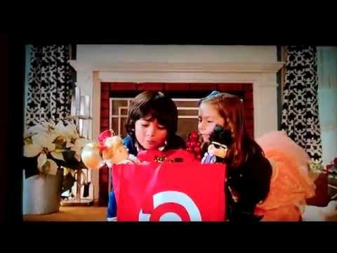 Target Christmas Commercial.Second 2012 Target Christmas Commercial 11 10 2012 Dream Big Save Bigger