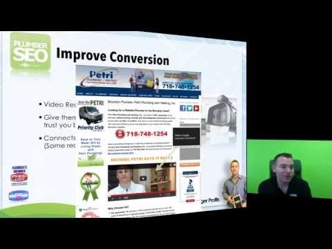 Video Marketing for Plumbing & HVAC Businesses