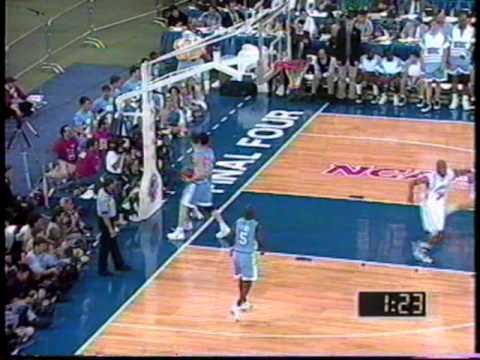 1995 Final Four (Arkansas vs. North Carolina)
