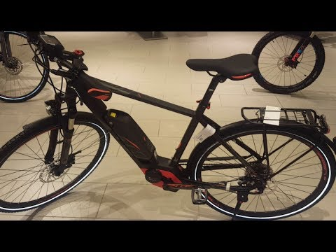 ktm macina sport 10 cx5 bosch e bike modell 2017 youtube. Black Bedroom Furniture Sets. Home Design Ideas