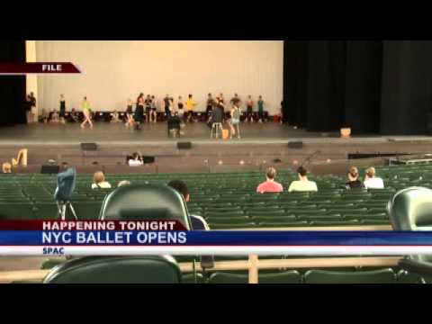 NYC Ballet returns to SPAC