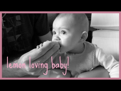 Lemon Loving Baby! | TheGracefulLife