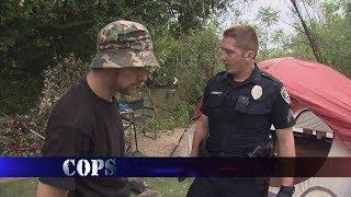 Bike Bandit, Officers Ralph Dominguez and Doug Sheldon, COPS TV