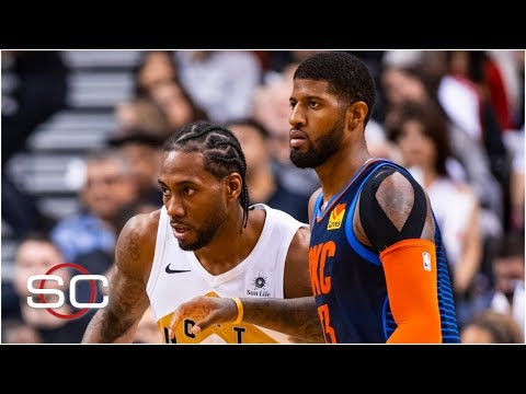 Paul George joining Kawhi Leonard on Clippers is stunning – Stephen A. | SportsCenter