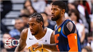 Paul George joining Kawhi Leonard on Clippers is stunning - Stephen A.   SportsCenter