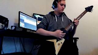 Witchcraft - Deconstruction (Guitar Cover) /w Tabs