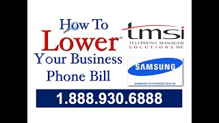 Ten Things You Must Know About Business Phone Lines And Business Phone Systems By Tmsi 3/10
