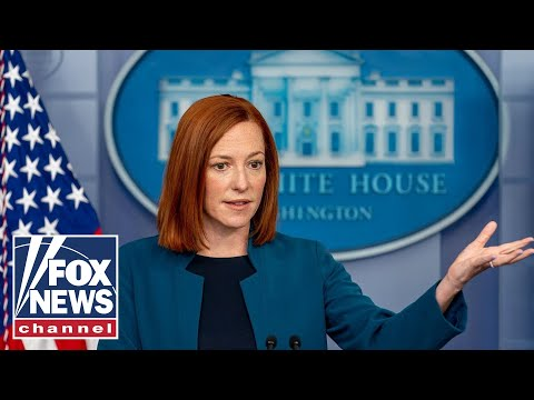 Jen Psaki holds White House press briefing | 4/15/2021
