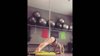 Pole Dance Strenght Training