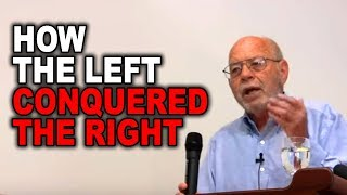 Paul Gottfried: How the Left Conquered the Right