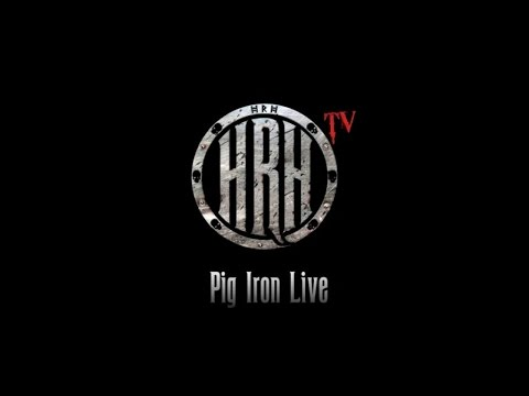 HRH TV - PIG IRON - Live at Hard Rock Hell