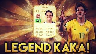 FIFA 15 - LEGEND KAKA ( NEW CARD )