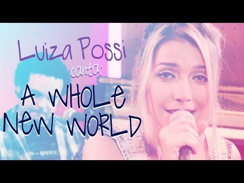 Luiza Possi - A Whole New World Aladdin  LAB LP