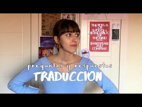 Q&A #6: mi carrera, qué estudio en Traducción... 📝