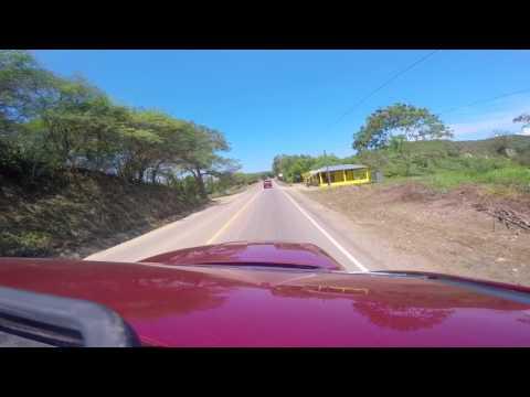 Ruta panoramica de santiago a Sajoma