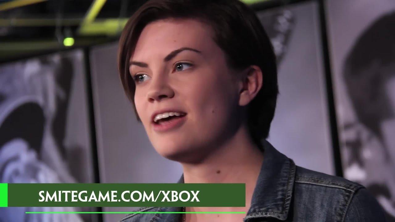 Smite Xbox One Beta Invitation Trailer 2015 Youtube