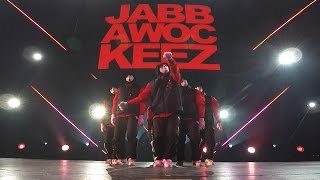 Jabbawockeez at Body Rock 2015