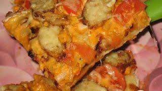 Пицца рецепт  Основа для пиццы