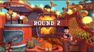 Carnival Games Monkey See Monkey Do Xbox 360 Kinect dunk tank