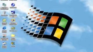 Windows 95 Plus! Parody