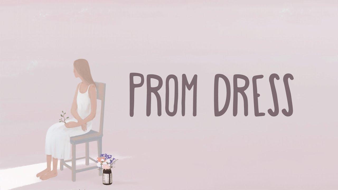 mxmtoon ~ prom dress (lyrics) - YouTube