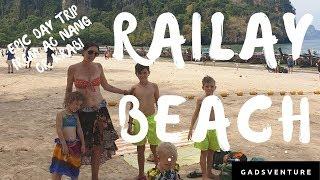 Epic Day Trip to Railay Beach Thailand - from Ao Nang, Krabi