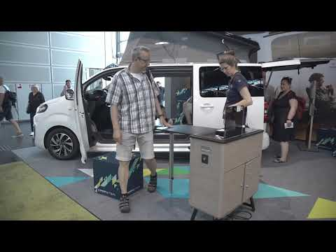 New VW California camper van and its competition