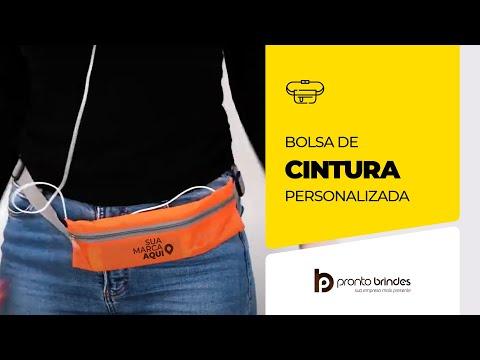 PRONTO BRINDES - BOLSA DE CINTURA - 92569-004