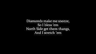 Takeoff - Bless Em Ft. Travis Scott (Lyrics)