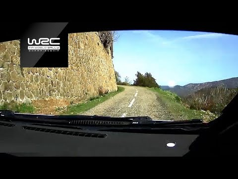 WRC - Corsica linea Tour de Corse 2018: ONBOARD Tänak SS7