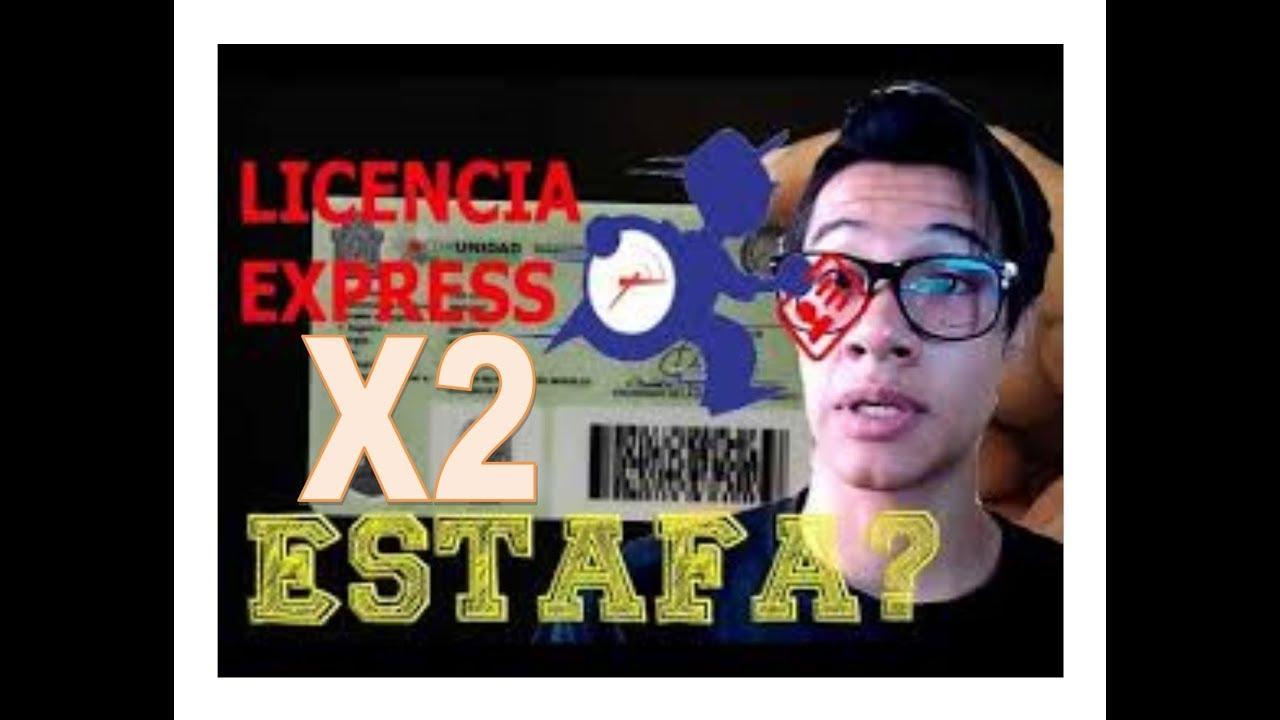 Licencias Express Estafa Ahora Si Ya Neta By Joel Pérez