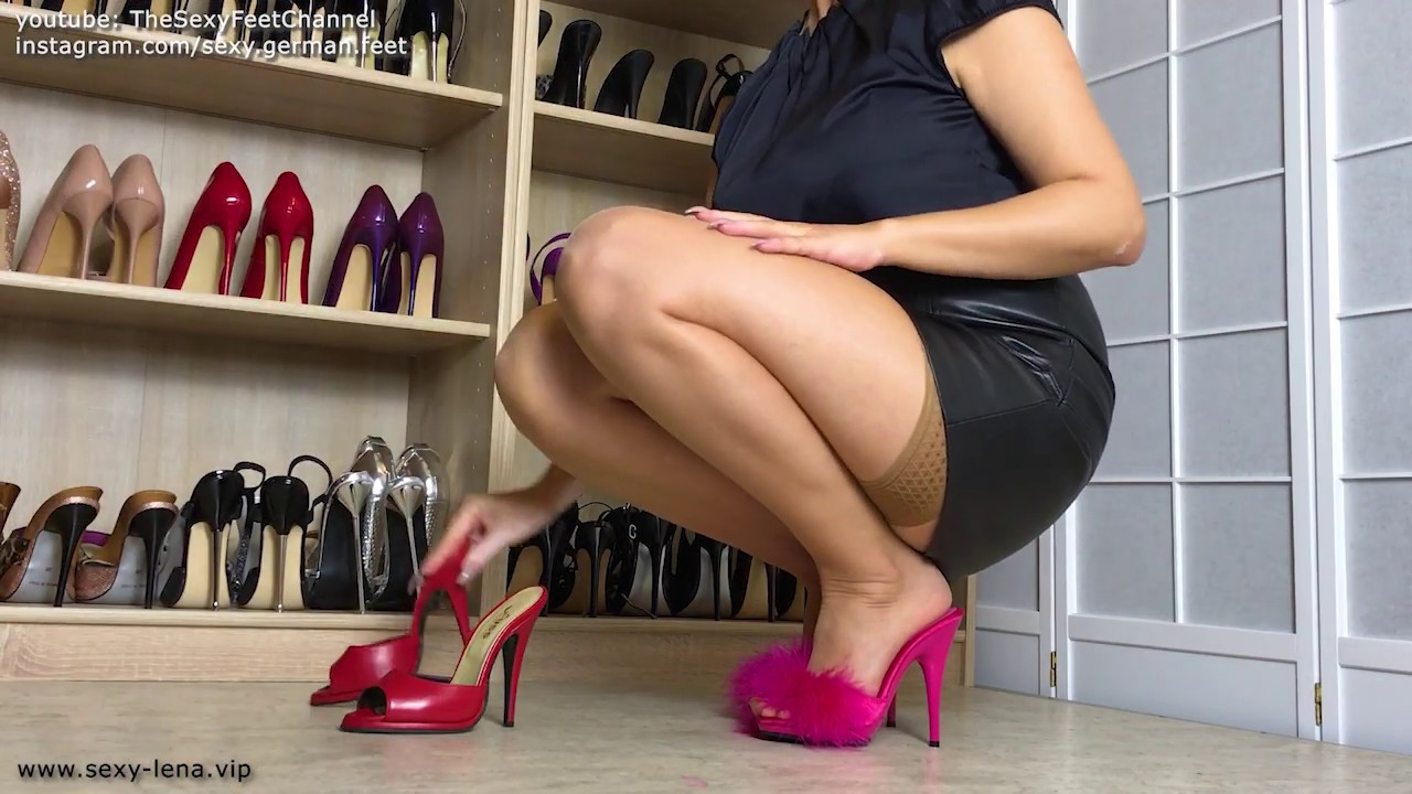 Lenas Highheels Collection - HOT