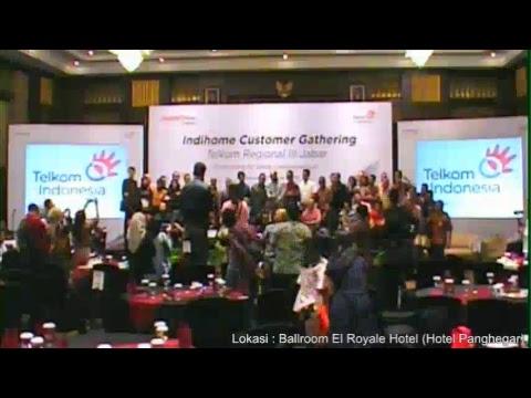 Indihome Customer Gathering Telkom Regional 3 Jabar