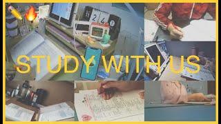 [21.01.11.월] Study with us✍|하루…