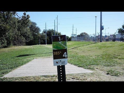 Audubon Park Disc Golf Course