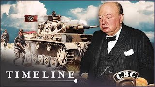 How The Africa Campaign Exposed Churchill's Vulnerability | Hitler's Soft Underbelly | Timeline