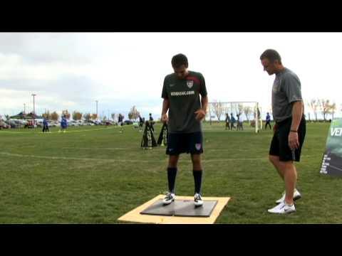 Nike Sparq With Jonathan Bornstein