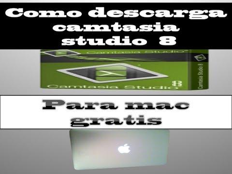 descargar camtasia studio 8 para mac gratis
