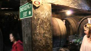 Best's Great Western Winery - Underground Cellar