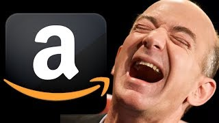 Leave Amazon? You can't LEAVE Amazon!