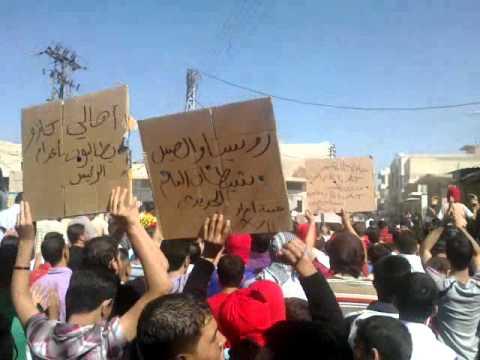 حماه حي كازو جمعة احرار الجيش 14-10-2011.mp4