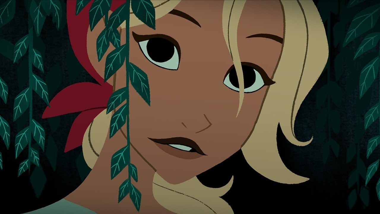 Las buenas obras brillan más que el oro y tarde o temprano te darán felicidad. La mémoire du médaillon d'or (El recuerdo del medallón de oro)  - Animation short 2020 - GOBELINS