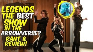 """Legends The Best Arrowverse Show? """"Legends of To-Meow Meow"""" Rant & Review!"""