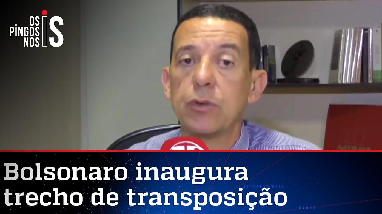 José Maria Trindade: Bolsonaro leva qualidade de vida ao Nordeste