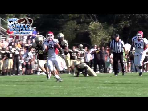 Northeast Conference Football Digest - Week 11