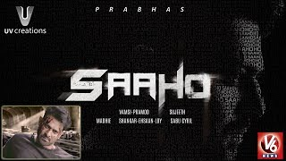 Prabhas To Dub For Saaho In Hindi And Tamil Version | Tollywood Gossips | V6 News