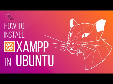 How to Install XAMPP Server in Ubuntu (2020) Linux    Linux Corner    TechLearners