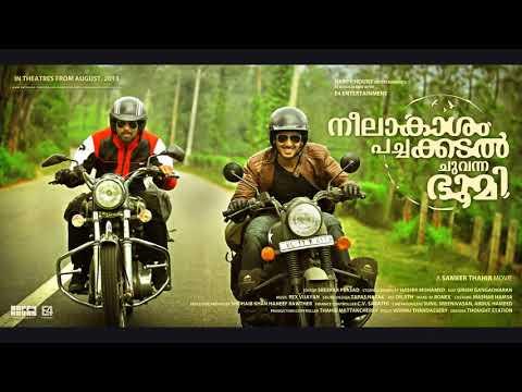 Neelakasham Pachakadal Chuvana Bhoomi Dulquer Movie BGM Ringtone